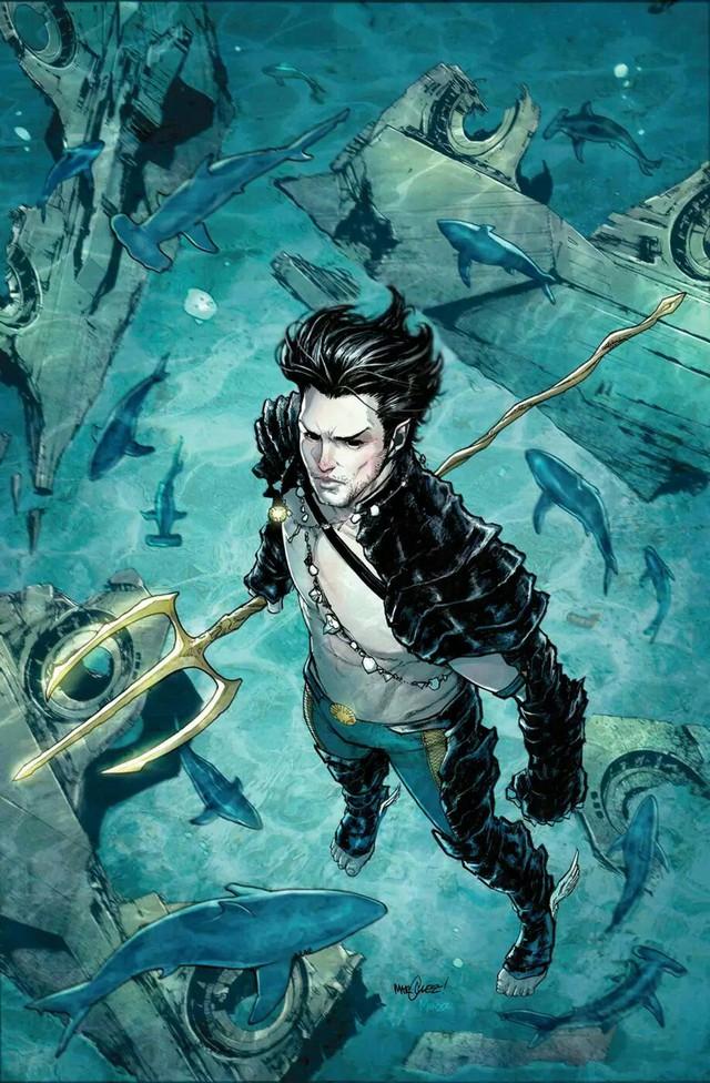 Vũ trụ điện ảnh Marvel: Eternals rất có thể sẽ là bộ phim lót đường cho Namor đến MCU - Ảnh 1.
