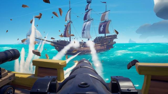Tựa game hành động phiêu lưu Sea of Thieves sắp cập bến Steam, anh em đã sẵn sàng trở thành cướp biển huyền thoại? - Ảnh 1.
