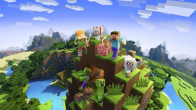 Minecraft - Từ khối hộp trở thành hiện tượng toàn cầu, qua chục năm vẫn chưa hạ nhiệt - Ảnh 1.