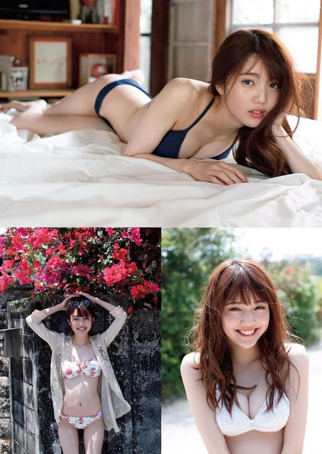Ngắm vẻ đẹp của Matsukawa Nanaka - Nàng mỹ nhân có thể đánh gục trái tim của bất cứ ai - Ảnh 12.