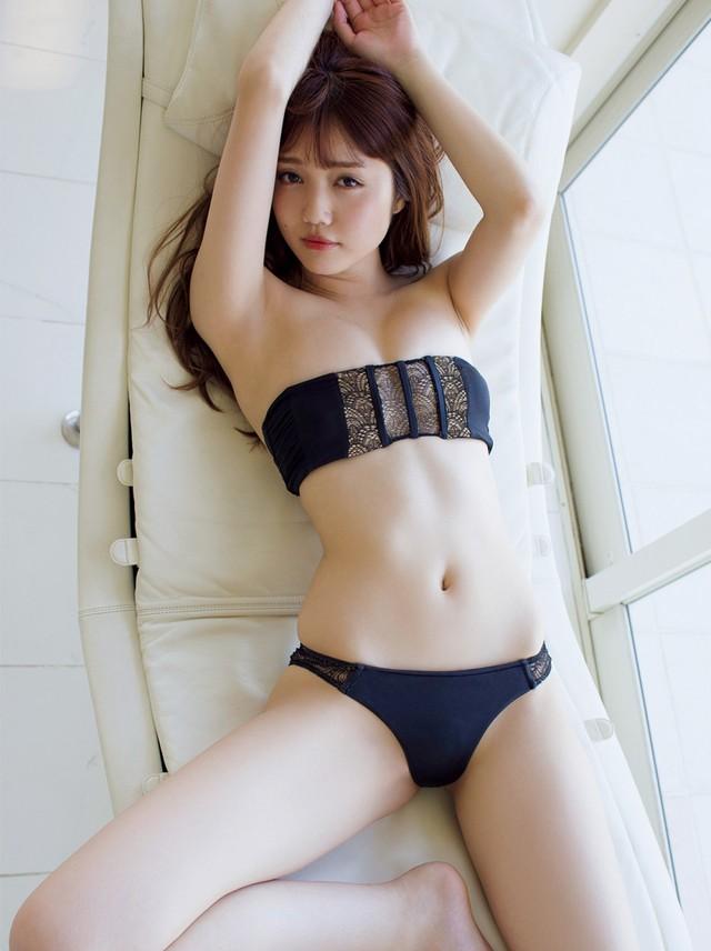 Ngắm vẻ đẹp của Matsukawa Nanaka - Nàng mỹ nhân có thể đánh gục trái tim của bất cứ ai - Ảnh 17.