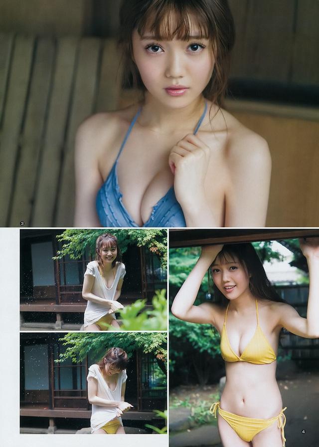 Ngắm vẻ đẹp của Matsukawa Nanaka - Nàng mỹ nhân có thể đánh gục trái tim của bất cứ ai - Ảnh 24.