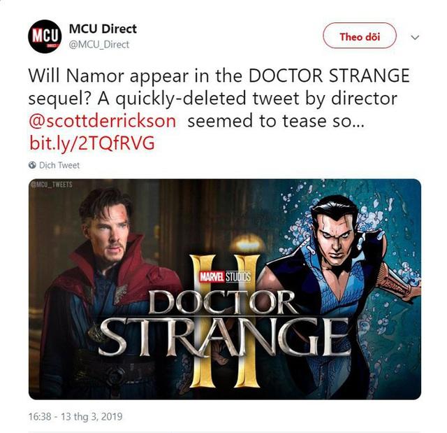Vũ trụ điện ảnh Marvel: Eternals rất có thể sẽ là bộ phim lót đường cho Namor đến MCU - Ảnh 3.