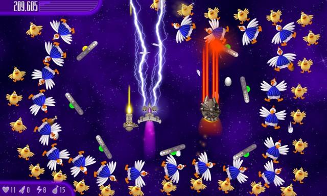 Game bắn gà đã tay Chicken Invaders 4 - Gây nghiện và giết thời gian cho anh em ở nhà né dịch - Ảnh 2.