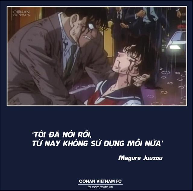Xem các cặp đôi trong Thám tử lừng danh Conan thả thính nhau mà cảm thán Thật lợi hại! - Ảnh 5.