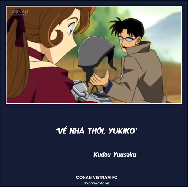 Xem các cặp đôi trong Thám tử lừng danh Conan thả thính nhau mà cảm thán Thật lợi hại! - Ảnh 10.