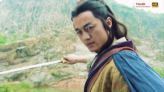 Kiếm hiệp Kim Dung: Những cao thủ dùng kiếm giỏi nhất võ lâm được giang hồ kính nể - Ảnh 4.