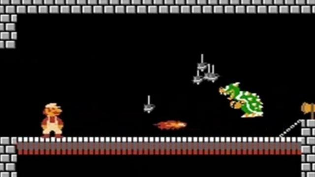 Super Mario và những tựa game nổi tiếng khó, nhưng lại có boss đầu siêu dễ để dụ người chơi - Ảnh 1.