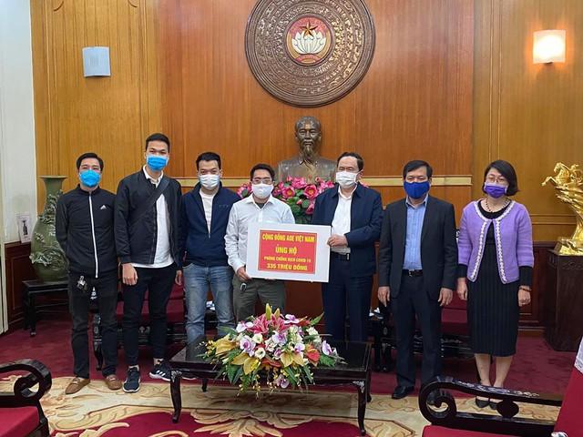 Chim Sẻ Đi Nắng và cộng đồng AoE Việt Nam ủng hộ 335 triệu VND cho Quỹ phòng chống dịch Covid-19 - Ảnh 3.