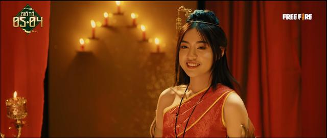 Công chúa Tiktok vào vai Mị Nương khiến gamer Free Fire thốt lên: Thủy Tinh và Sơn Tinh yêu nhau cho khỏe - Ảnh 4.