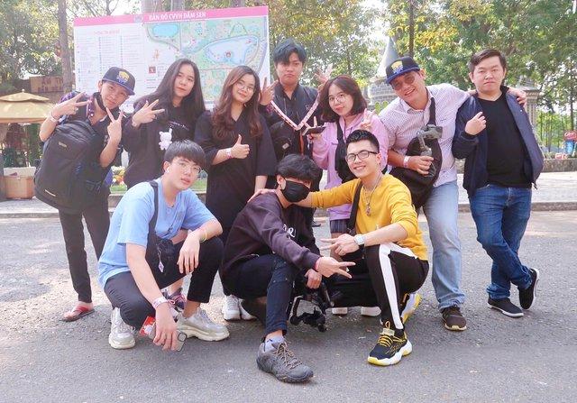 Hero Team - Nhóm Youtuber nổi tiếng sở hữu hàng tỷ lượt xem gây quỹ ủng hộ Việt Nam chống đại dịch Covid19 - Ảnh 1.
