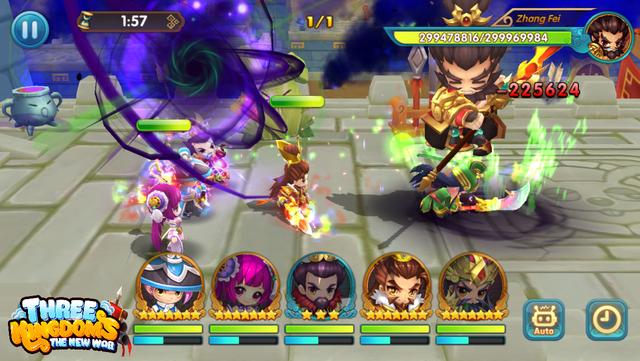5 tính năng cực hay của game chiến thuật quốc tế Three Kingdoms: The New War, tiết lộ độc quyền cho game thủ Việt - Ảnh 8.