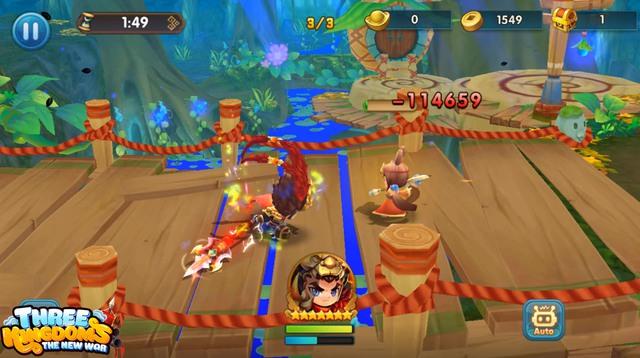 5 tính năng cực hay của game chiến thuật quốc tế Three Kingdoms: The New War, tiết lộ độc quyền cho game thủ Việt - Ảnh 5.
