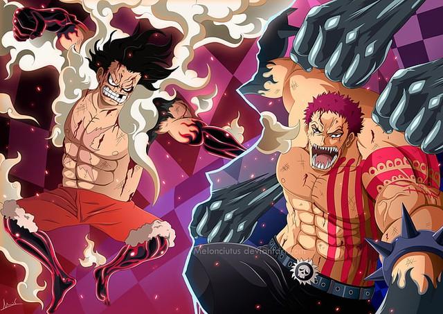 One Piece: Với năng lực của em gái Brulee, Katakuri xuất hiện tại Wano chiến đấu bên cạnh Luffy! - Ảnh 4.