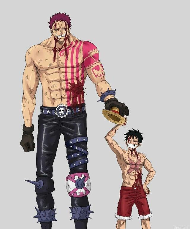 One Piece: Với năng lực của em gái Brulee, Katakuri xuất hiện tại Wano chiến đấu bên cạnh Luffy! - Ảnh 3.