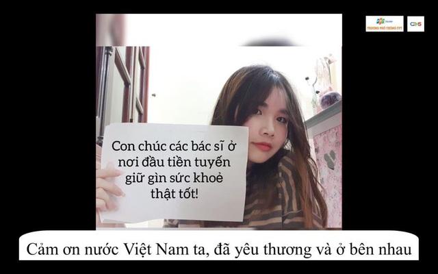 Chế bản hit Đúng người đúng thời điểm để cổ vũ Việt Nam vượt qua dịch bệnh, chàng trai lớp 11 khiến cộng đồng mạng thán phục - Ảnh 4.