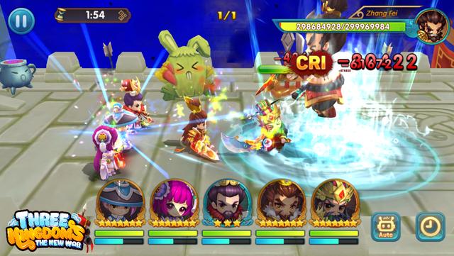 5 tính năng cực hay của game chiến thuật quốc tế Three Kingdoms: The New War, tiết lộ độc quyền cho game thủ Việt - Ảnh 10.