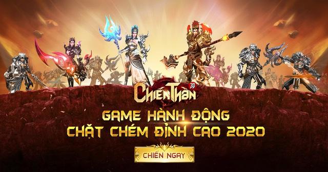 Chiến Thần 3D chính thức trở lại: Mở ra một thời đại mới cho dòng game nhập vai MMORPG - Ảnh 1.