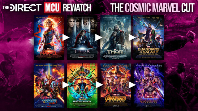 6 cách mới cực hay ho để có thể thưởng thức toàn bộ vũ trụ điện ảnh Marvel mà không phải cày hết 23 phim - Ảnh 6.