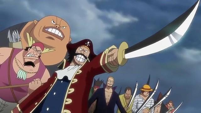 One Piece: 4 băng cướp biển có hơn 1 người biết dùng Haki Bá Vương, điểm chung là đều xưng bá thiên hạ - Ảnh 2.