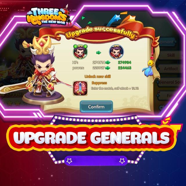 Three Kingdoms: The New War sẽ là game quốc tế support tận răng cho game thủ Việt - Ảnh 3.