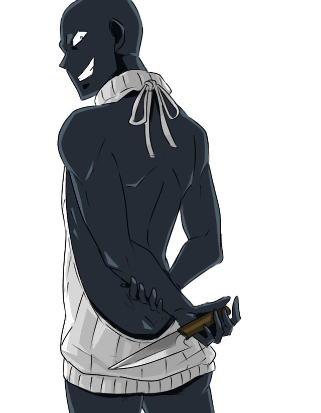 Loạt tranh siêu hài về bóng ma, kẻ nguy hiểm nhất trong Thám tử Conan - Ảnh 6.
