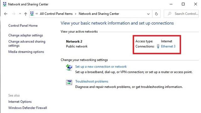 Hướng dẫn kiểm tra tốc độ card mạng của PC trên Windows 10 - Ảnh 2.