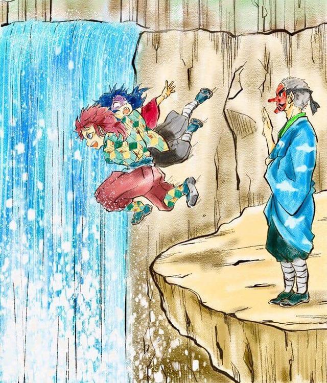 Giải khuây những ngày dài ở nhà trốn dịch với loạt ảnh tấu hài của các nhân vật Kimetsu no Yaiba - Ảnh 9.