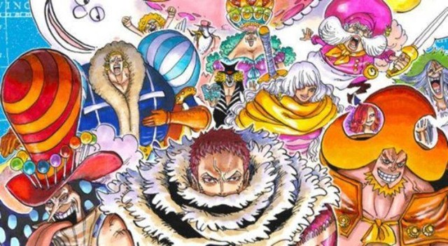 One Piece: 4 băng cướp biển có hơn 1 người biết dùng Haki Bá Vương, điểm chung là đều xưng bá thiên hạ - Ảnh 4.