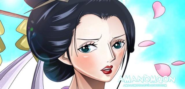 One Piece: Robin hay Komurasaki, ai mới là đệ nhất mỹ nhân đang có mặt tại Wano quốc? - Ảnh 5.