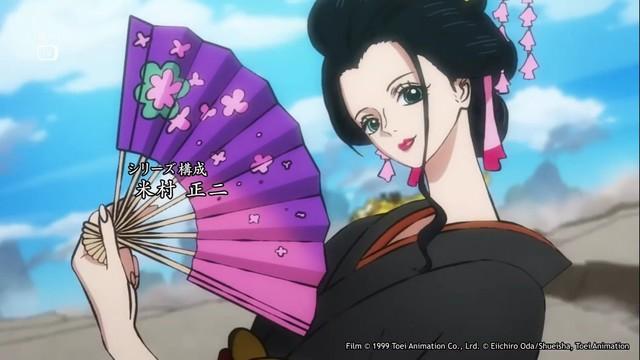 One Piece: Robin hay Komurasaki, ai mới là đệ nhất mỹ nhân đang có mặt tại Wano quốc? - Ảnh 3.