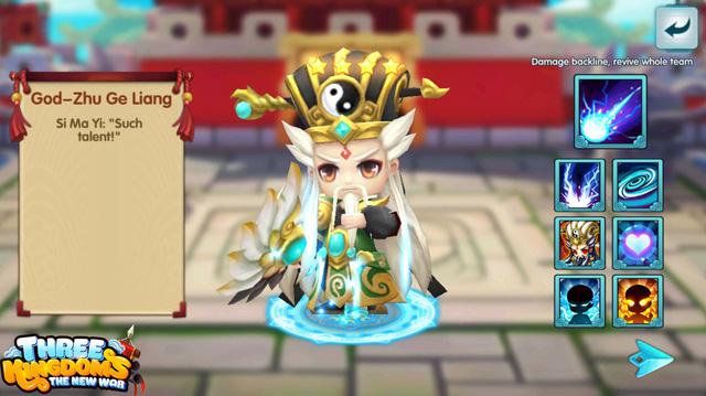 Three Kingdoms: The New War sẽ là game quốc tế support tận răng cho game thủ Việt - Ảnh 2.