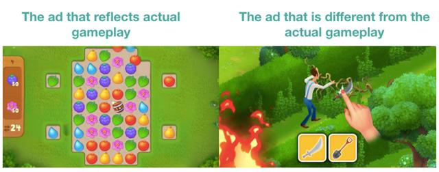 Lý do khiến cho các tựa game mobile thường xuyên xuất hiện tình trạng quảng cáo một đằng nhưng vào chơi một nẻo - Ảnh 1.