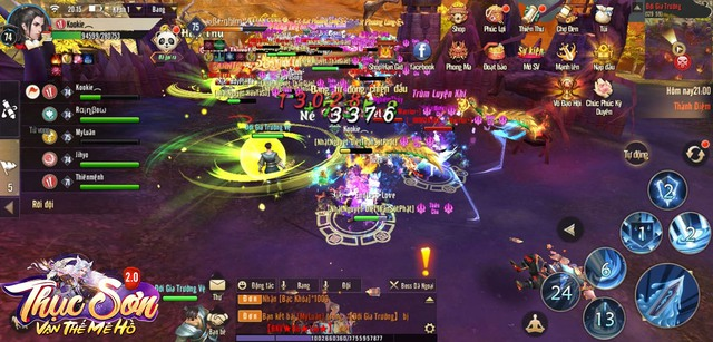 Kinh hoàng game mobile: Săn Boss PK nhau từ 8h tối đến 2h sáng, 500 anh em ra hóng... lag cả server - Ảnh 13.