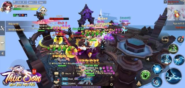 Kinh hoàng game mobile: Săn Boss PK nhau từ 8h tối đến 2h sáng, 500 anh em ra hóng... lag cả server - Ảnh 2.