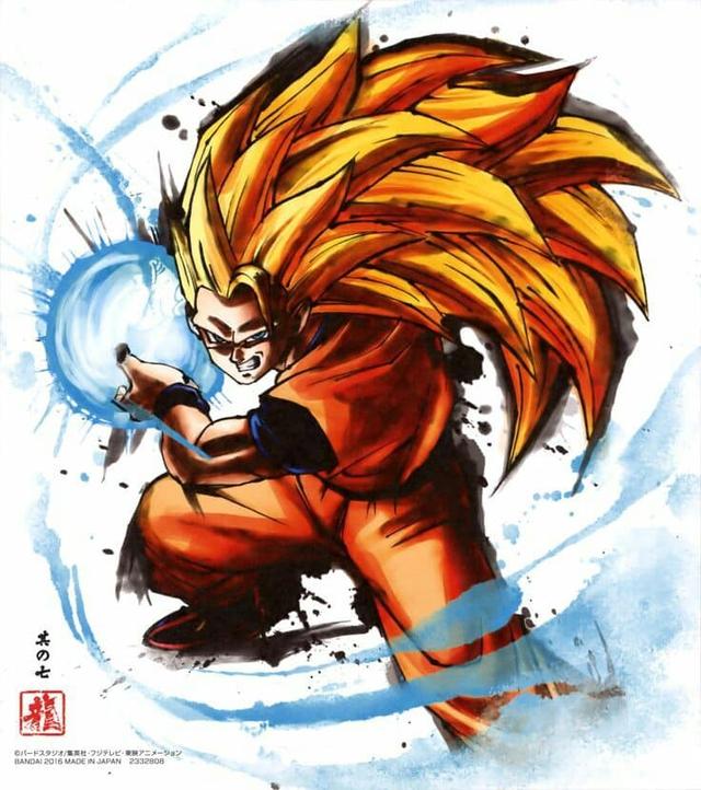 Ngắm loạt fanart Dragon Ball đơn giản mà chất, truyền tải nguyên vẹn thần thái của mỗi nhân vật - Ảnh 1.