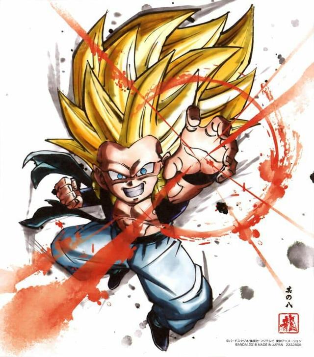 Ngắm loạt fanart Dragon Ball đơn giản mà chất, truyền tải nguyên vẹn thần thái của mỗi nhân vật - Ảnh 2.