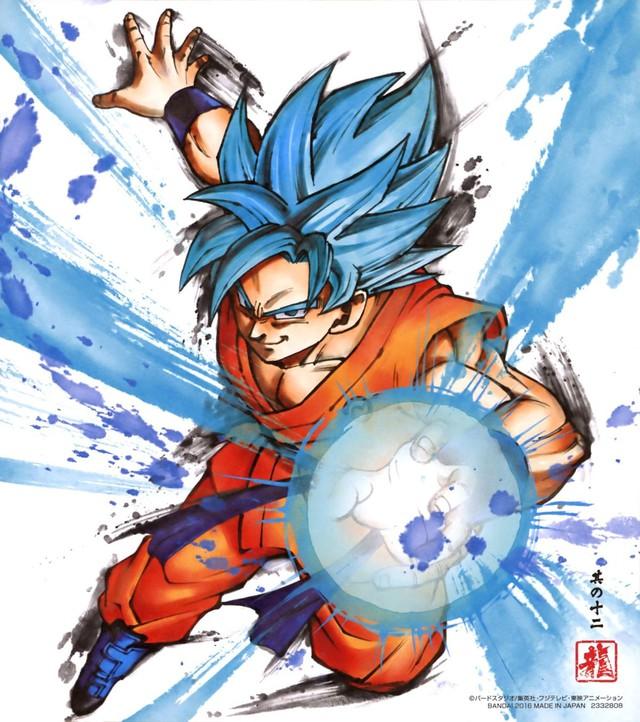 Ngắm loạt fanart Dragon Ball đơn giản mà chất, truyền tải nguyên vẹn thần thái của mỗi nhân vật - Ảnh 3.