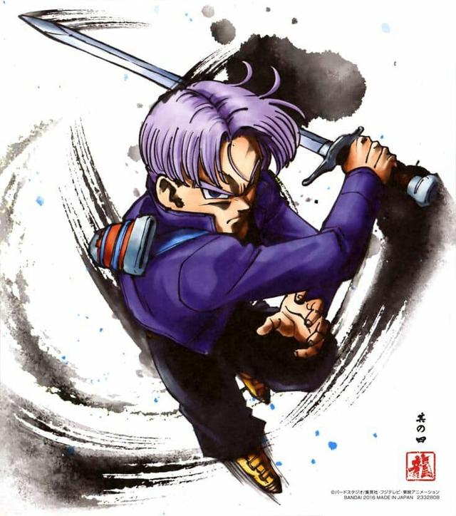 Ngắm loạt fanart Dragon Ball đơn giản mà chất, truyền tải nguyên vẹn thần thái của mỗi nhân vật - Ảnh 6.