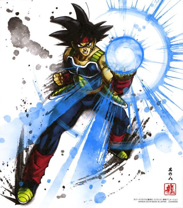 Ngắm loạt fanart Dragon Ball đơn giản mà chất, truyền tải nguyên vẹn thần thái của mỗi nhân vật - Ảnh 7.