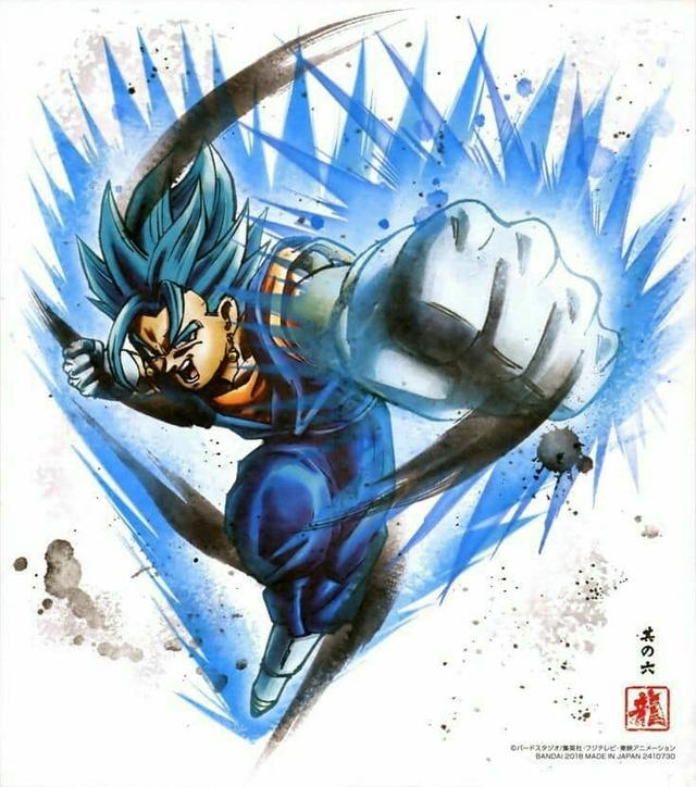 Ngắm loạt fanart Dragon Ball đơn giản mà chất, truyền tải nguyên vẹn thần thái của mỗi nhân vật - Ảnh 8.