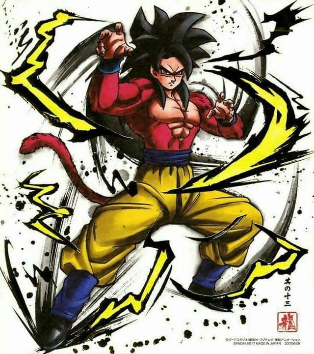 Ngắm loạt fanart Dragon Ball đơn giản mà chất, truyền tải nguyên vẹn thần thái của mỗi nhân vật - Ảnh 9.