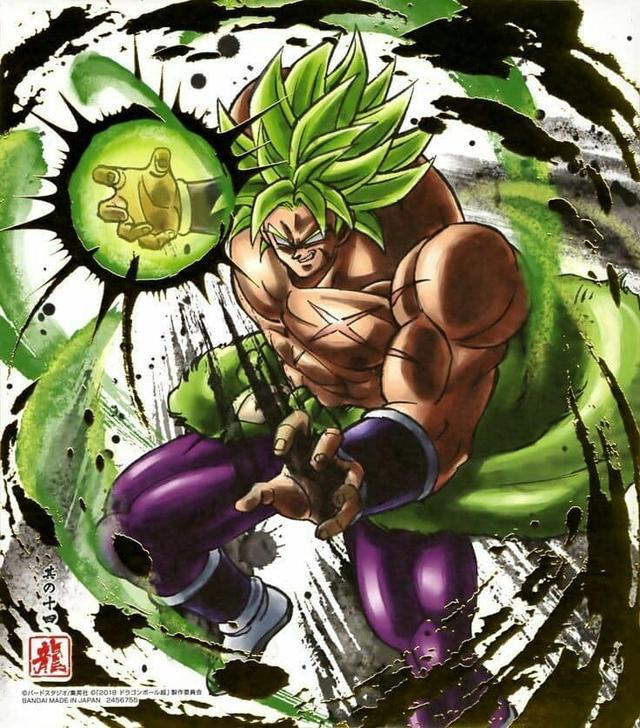 Ngắm loạt fanart Dragon Ball đơn giản mà chất, truyền tải nguyên vẹn thần thái của mỗi nhân vật - Ảnh 10.