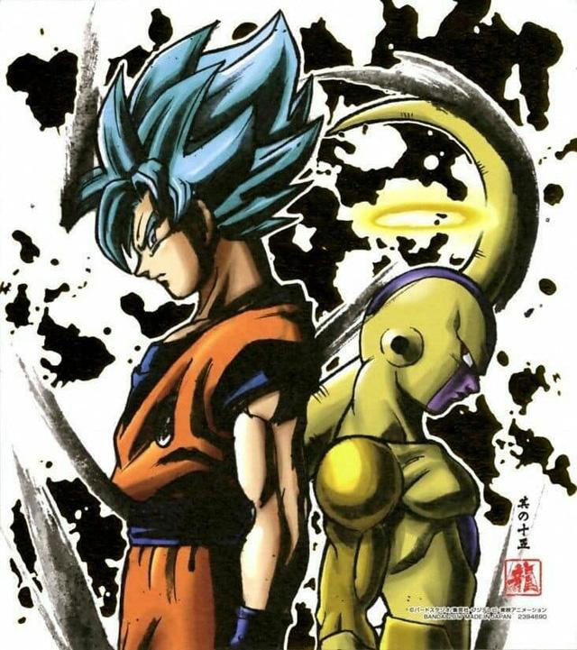 Ngắm loạt fanart Dragon Ball đơn giản mà chất, truyền tải nguyên vẹn thần thái của mỗi nhân vật - Ảnh 11.