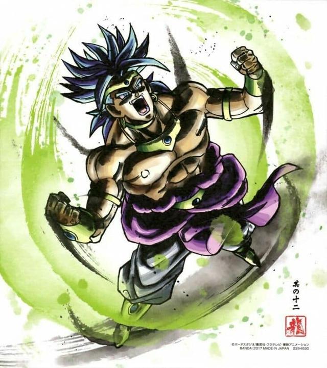 Ngắm loạt fanart Dragon Ball đơn giản mà chất, truyền tải nguyên vẹn thần thái của mỗi nhân vật - Ảnh 12.