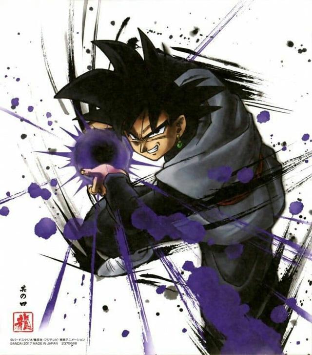 Ngắm loạt fanart Dragon Ball đơn giản mà chất, truyền tải nguyên vẹn thần thái của mỗi nhân vật - Ảnh 13.