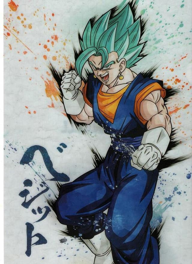 Ngắm loạt fanart Dragon Ball đơn giản mà chất, truyền tải nguyên vẹn thần thái của mỗi nhân vật - Ảnh 15.
