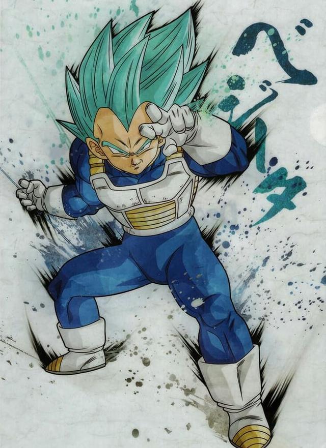 Ngắm loạt fanart Dragon Ball đơn giản mà chất, truyền tải nguyên vẹn thần thái của mỗi nhân vật - Ảnh 16.