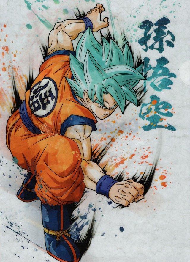 Ngắm loạt fanart Dragon Ball đơn giản mà chất, truyền tải nguyên vẹn thần thái của mỗi nhân vật - Ảnh 17.