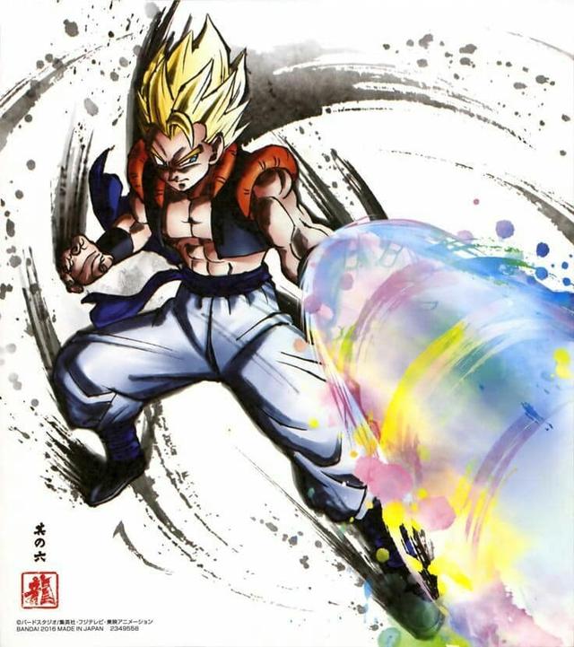 Ngắm loạt fanart Dragon Ball đơn giản mà chất, truyền tải nguyên vẹn thần thái của mỗi nhân vật - Ảnh 19.